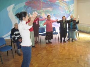 Дом за възрастни хора с деменция, гр. Банкя