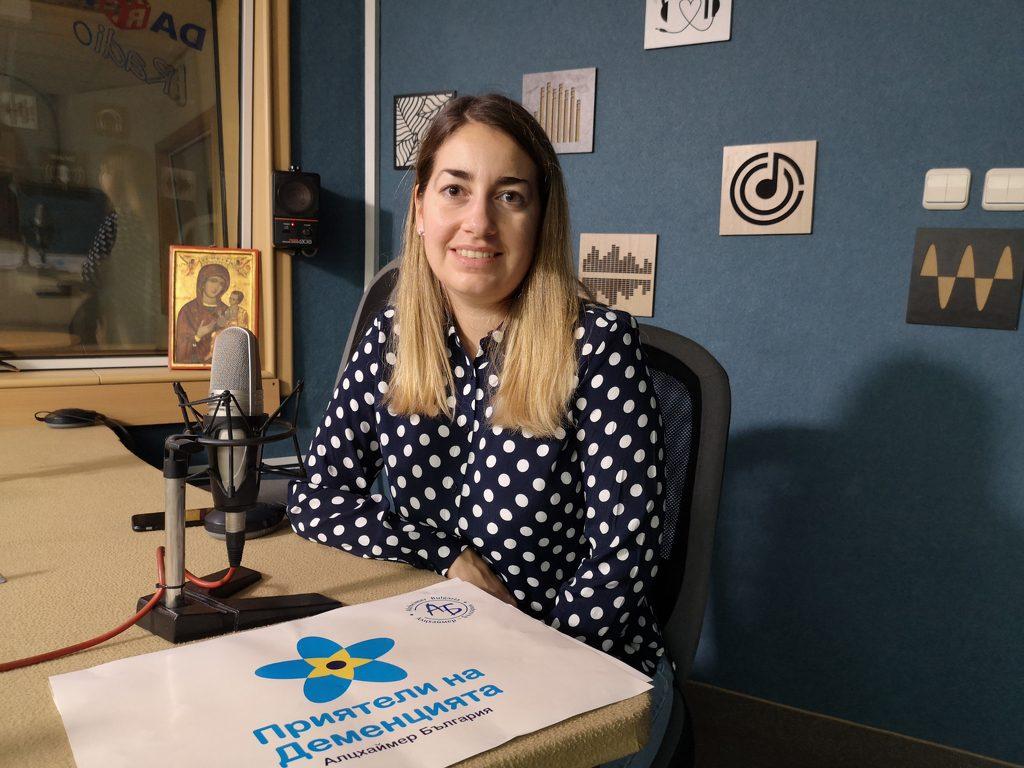 Интервю с Лора за Дарик Радио